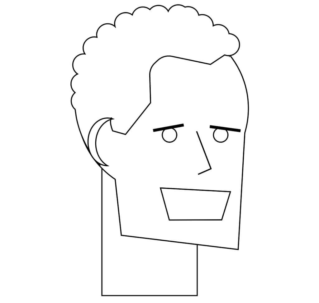 Tutorial Singkat Membuat Flat Design Character di Illustrator 08
