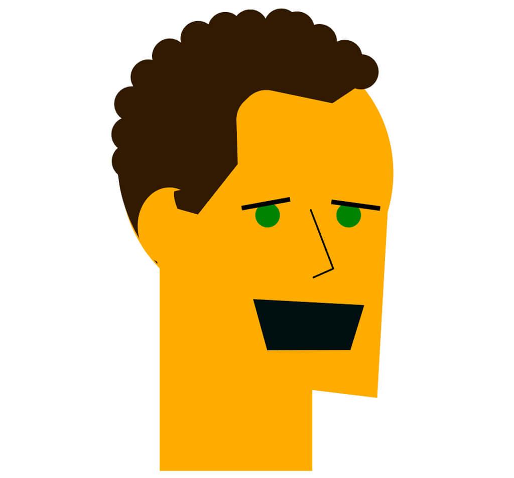 Tutorial Singkat Membuat Flat Design Character di Illustrator 10
