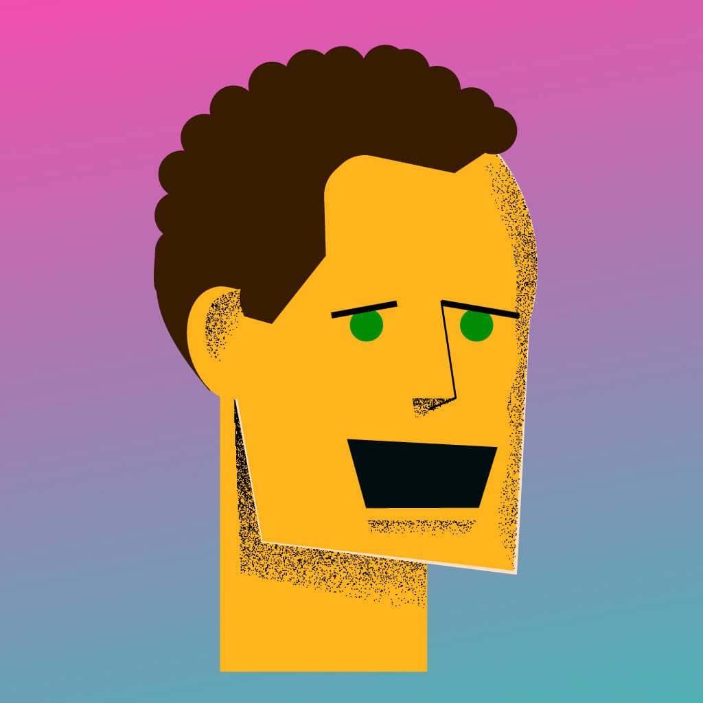 Tutorial Singkat Membuat Flat Design Character di Illustrator 15