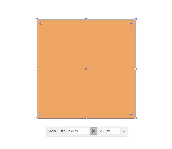 Membuat Icon Flat Design Character Beruang tahap 01