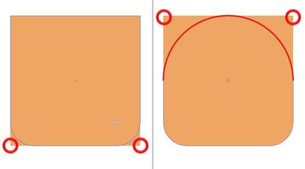 Membuat Icon Flat Design Character Beruang tahap 02