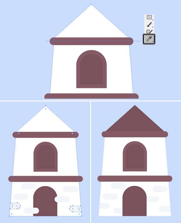 Tahap 6-Membuat-Flat-Design-Kincir-Angin-di-Adobe-Illustrator