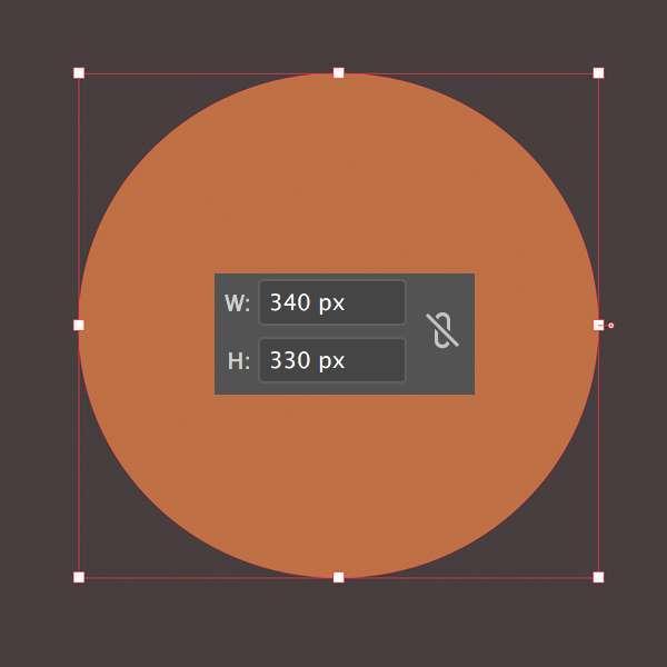 Tutorial Flat Design Vektor Halloween Pumpkin 01