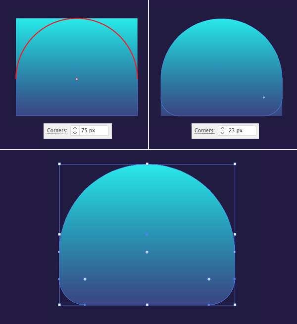 Tutorial Karakter Design Tahap 3-jellyfish