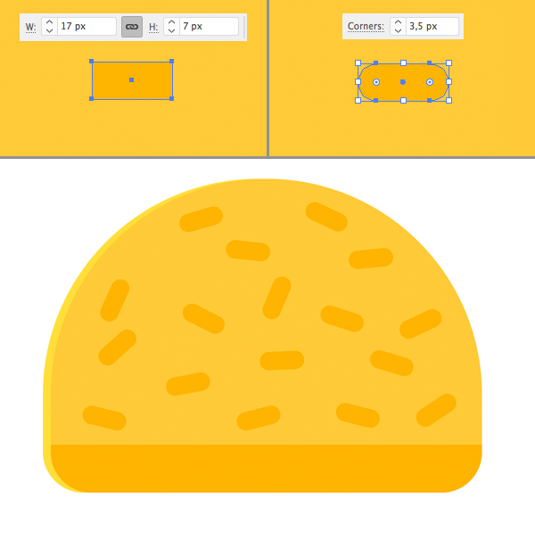 Tutorial-Membuat-Ikon-Taco-Flat-Design-04