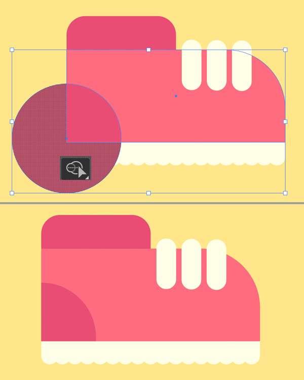Tutorial-Menggambar-Ikon-Sepatu-Flat-Design-07
