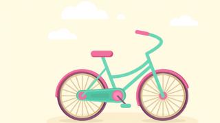 Tutorial-flat-design-sepeda-anak