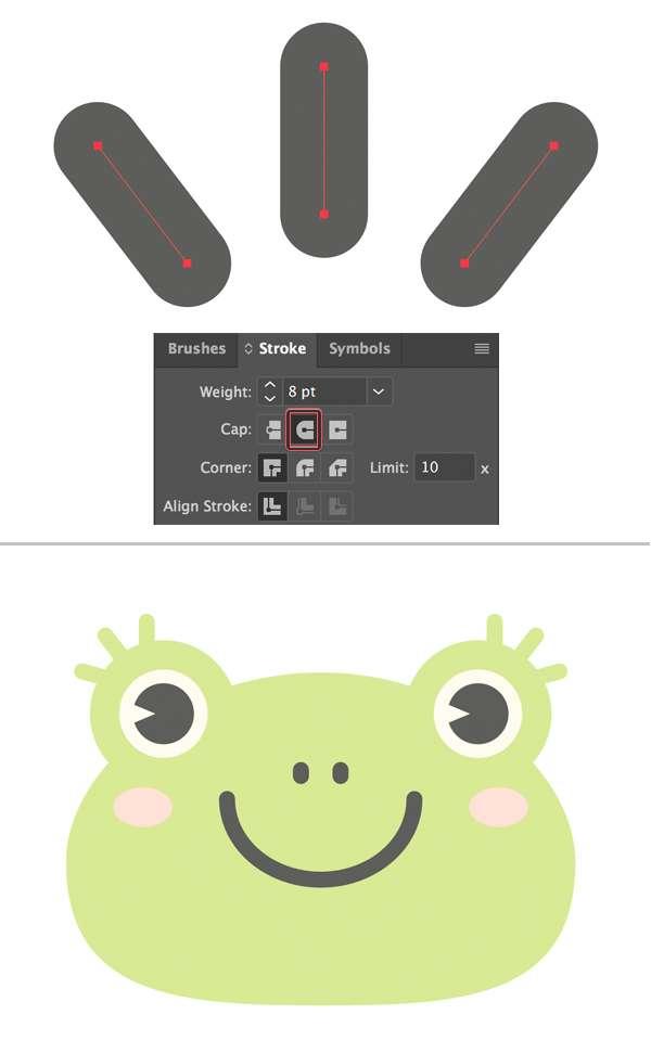 menggambar-character-flat-design-kodok-di-adobe-illustrator 10