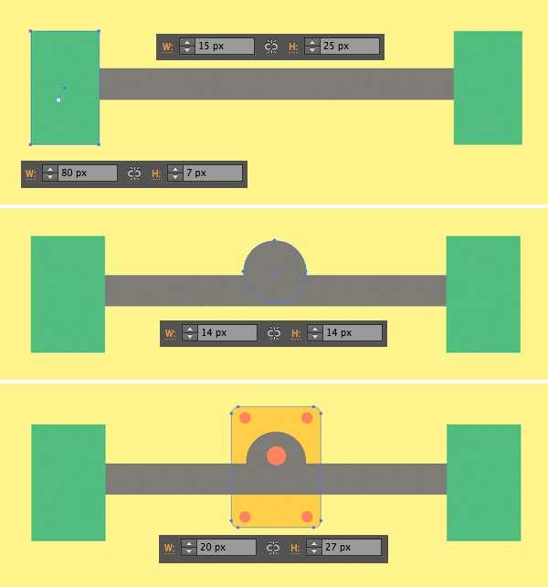 Tutorial Membuat Flat Design Skateboards Menggunakan Adobe Illustrator 04