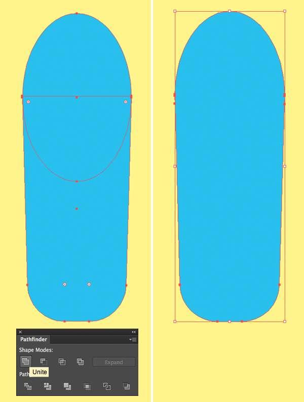 Tutorial Membuat Flat Design Skateboards Menggunakan Adobe Illustrator 07