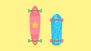 Tutorial-Membuat-Flat-Design-Skateboards-Menggunakan-Adobe-Illustrator