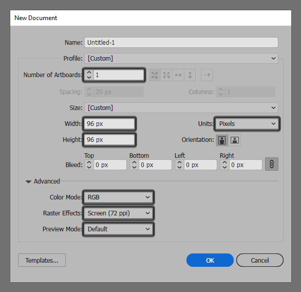 Tutorial Membuat Ikon Baterai di Adobe Illustrator CC 01