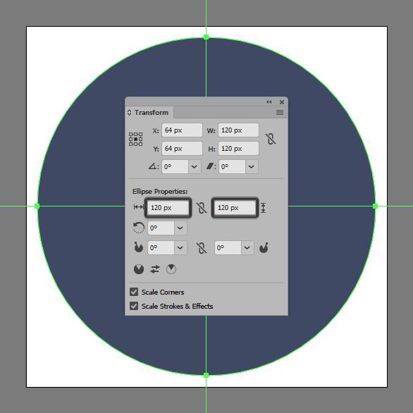 Tutorial Membuat Ikon Emoji Bumi di Adobe Illustrator CC 02