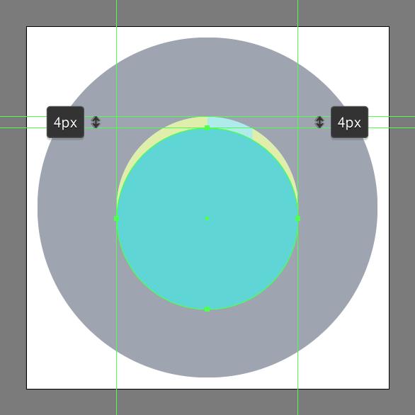 Tutorial Membuat Ikon Emoji Bumi di Adobe Illustrator CC 06