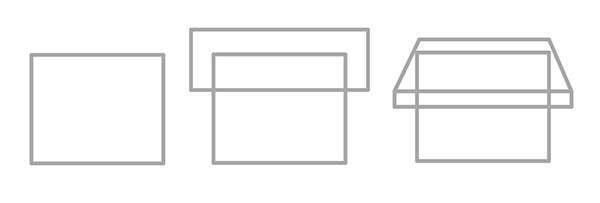 Tutorial Membuat Ikon Flat Design Vektor Bangunan Bergaya Fantasi 01