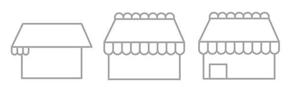 Tutorial Membuat Ikon Flat Design Vektor Bangunan Bergaya Fantasi 02