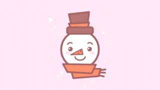 Tutorial-Membuat-Ikon-Karakter-Snowman-di-Adobe-Illustrator