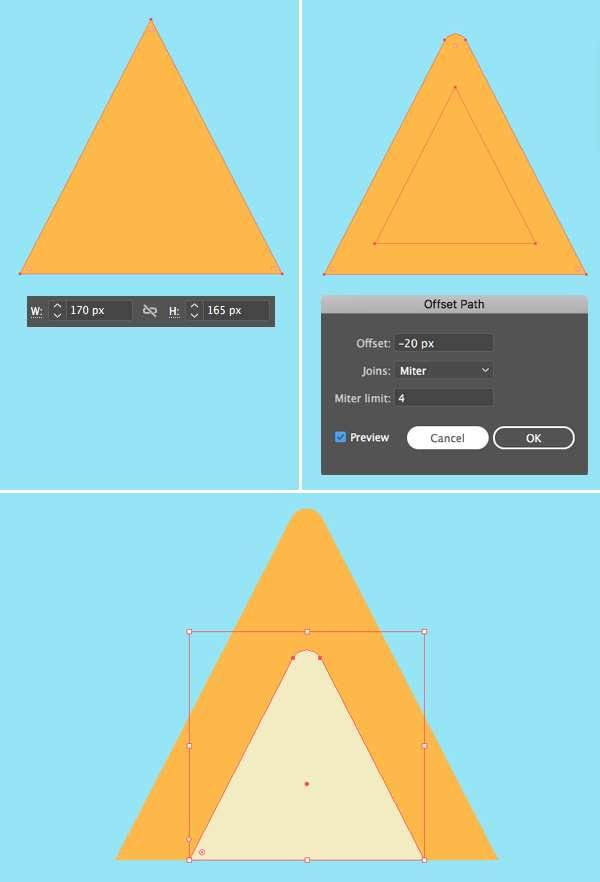 Tutorial Membuat Logo Karakter Serigala di Adobe Illustrator CC 10