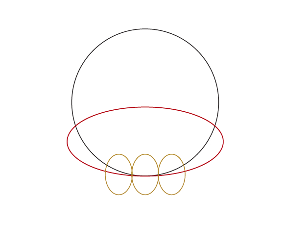 Tutorial Vektor Flat Design Tengkorak di Adobe Illustrator 01