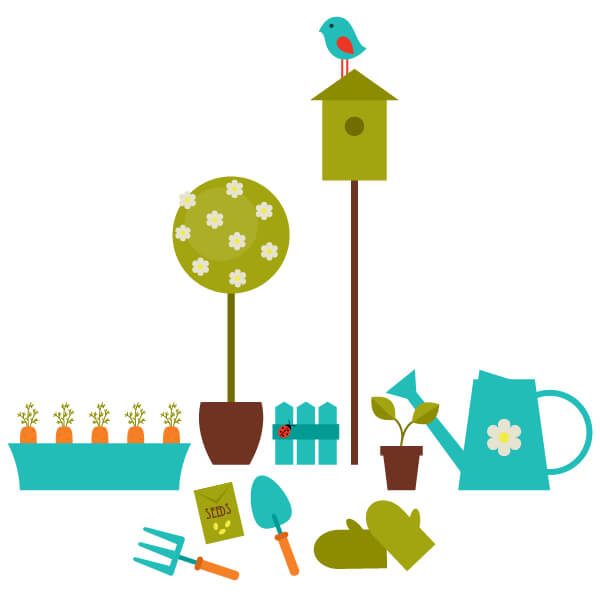 Garden-Property-Flat-Design 14_1