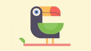 Tutorial-Membuat-Flat-Design-Burung-Tropis-di-Adobe-Illustrator-CC