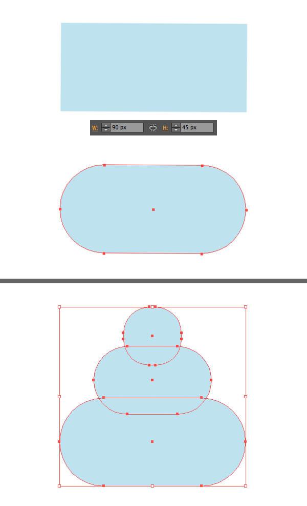 Tutorial Membuat Flat Design Musim Dingin di Adobe Illustrator CC 13