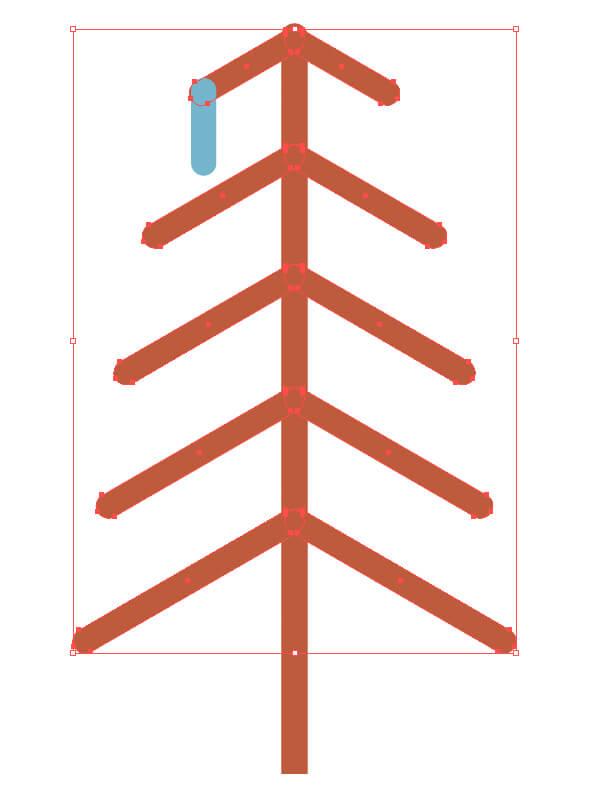 Tutorial Membuat Flat Design Musim Dingin di Adobe Illustrator CC 17
