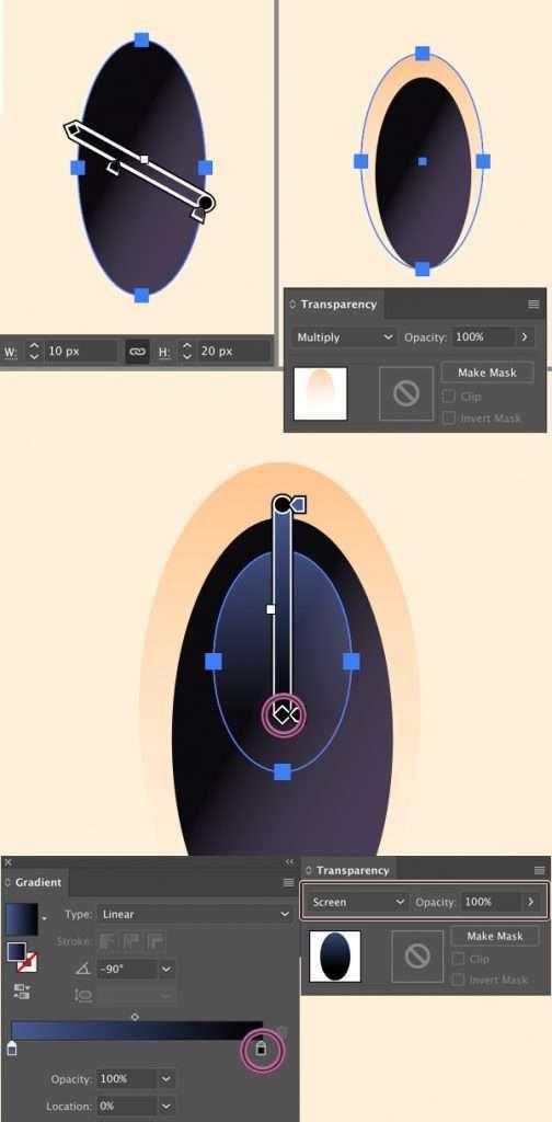 Tutorial Membuat Ikon Anak Kecil di Adobe Illustrator CC 05
