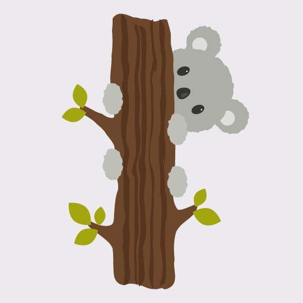 Tutorial Membuat Ilustrasi Koala di Adobe Illustrator CC 17
