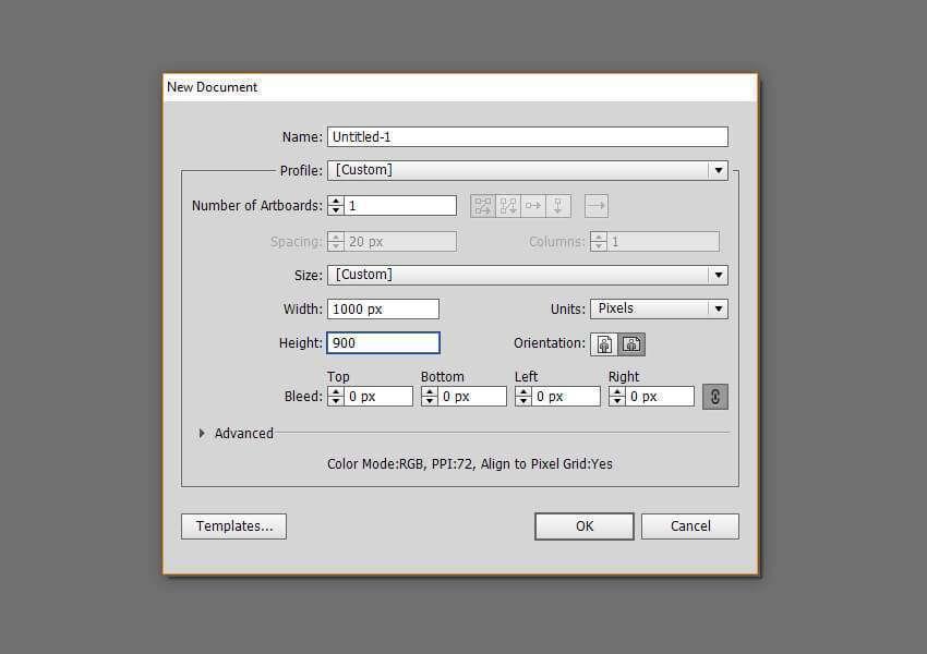 Tutorial Membuat Ilustrasi Musim Semi di Adobe Illustrator CC 01