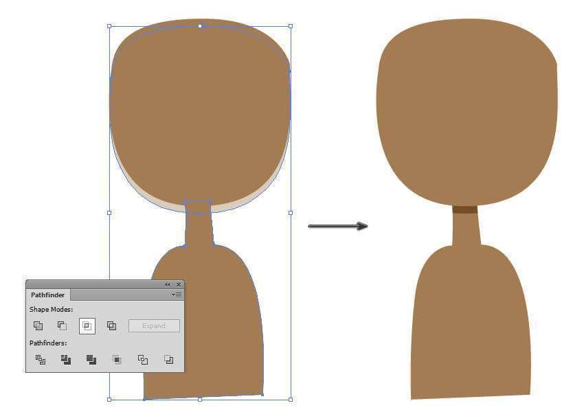 Tutorial Membuat Ilustrasi Musim Semi di Adobe Illustrator CC 05