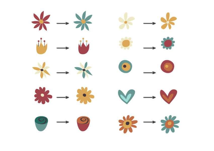 Tutorial Membuat Ilustrasi Musim Semi di Adobe Illustrator CC 20