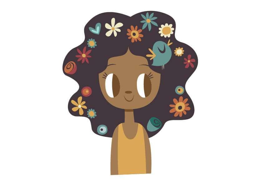 Tutorial Membuat Ilustrasi Musim Semi di Adobe Illustrator CC 23