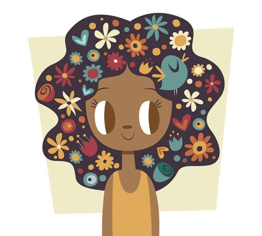 Tutorial Membuat Ilustrasi Musim Semi di Adobe Illustrator CC