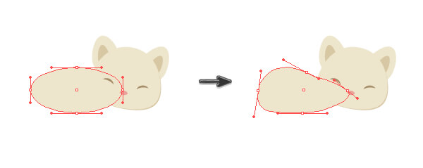 Tutorial Membuat Karakter Kucing dan Tumpukan Buku di Adobe Illustrator CC 15