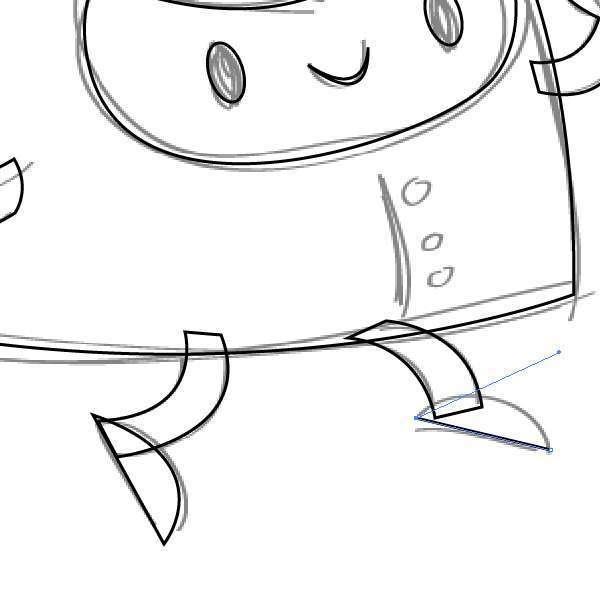 Tutorial Membuat Karakter Secara Cepat dan Unik di Adobe Illustrator CC 11