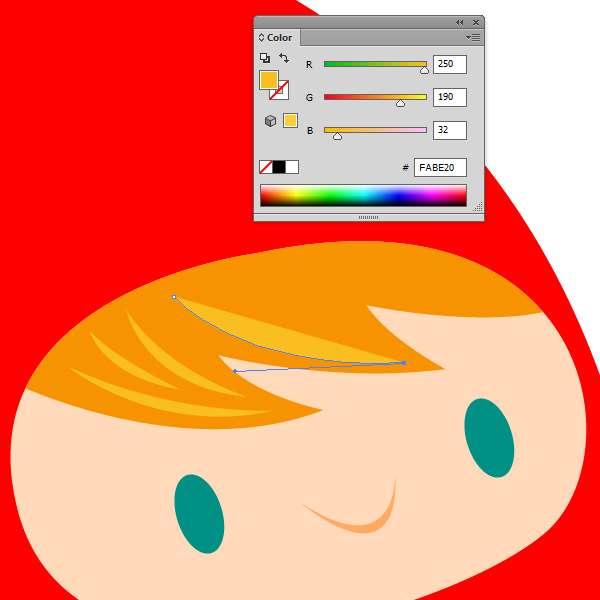 Tutorial Membuat Karakter Secara Cepat dan Unik di Adobe Illustrator CC 18