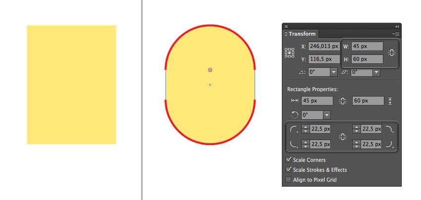 Tutorial Membuat Interior Flat Desain Flat di Adobe Illustrator CC 02