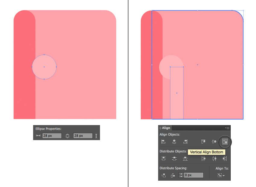 Tutorial Membuat Interior Flat Desain Flat di Adobe Illustrator CC 18