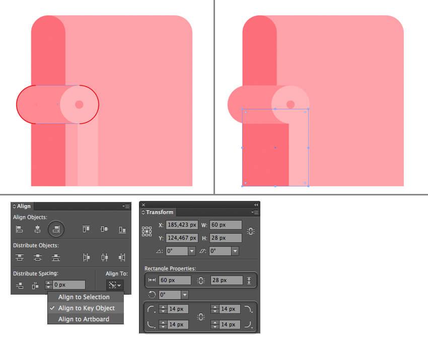 Tutorial Membuat Interior Flat Desain Flat di Adobe Illustrator CC 19
