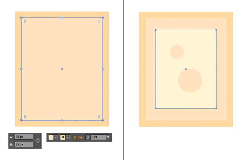 Tutorial Membuat Interior Flat Desain Flat di Adobe Illustrator CC 25