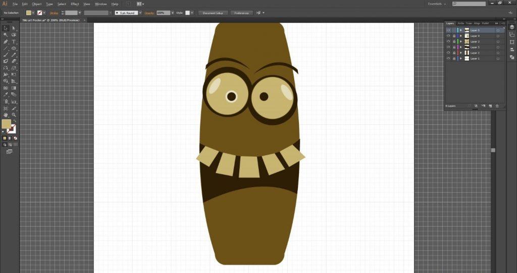 tutorial-desain-karakter-tiki-art-menarik-di-adobe-illustrator-cc 20