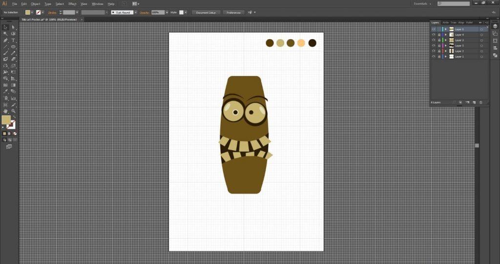 tutorial-desain-karakter-tiki-art-menarik-di-adobe-illustrator-cc 21