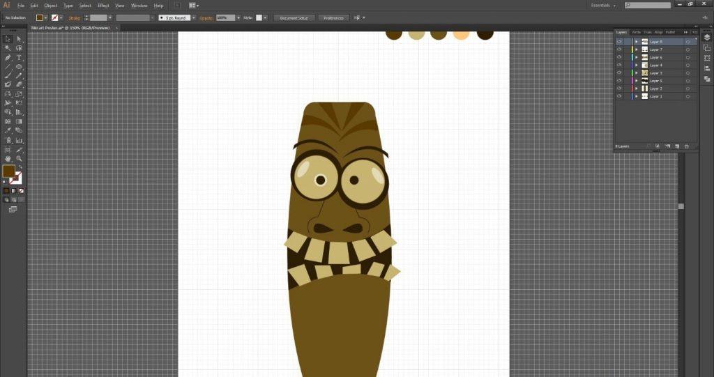 tutorial-desain-karakter-tiki-art-menarik-di-adobe-illustrator-cc 26