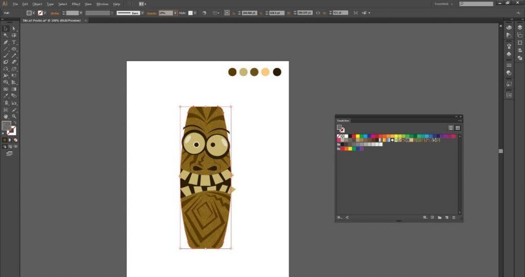 tutorial-desain-karakter-tiki-art-menarik-di-adobe-illustrator-cc 33