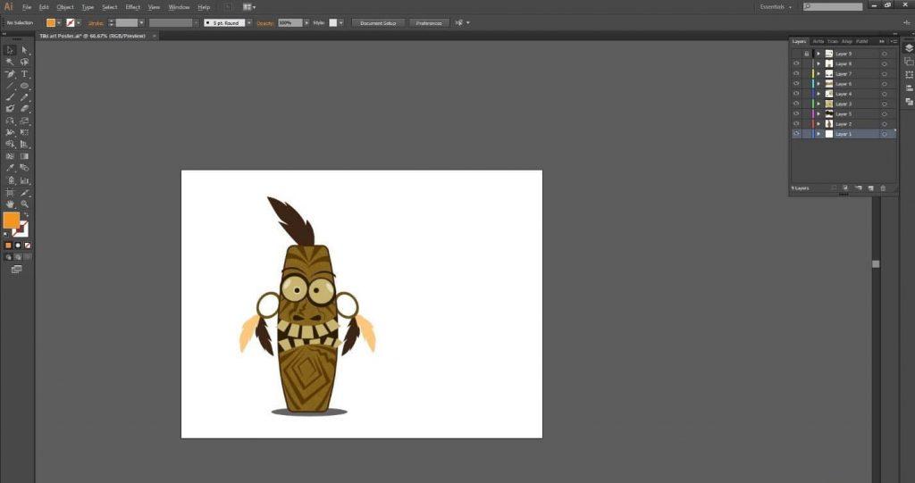tutorial-desain-karakter-tiki-art-menarik-di-adobe-illustrator-cc 37