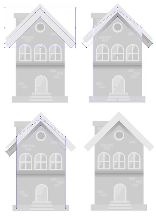 tutorial-cityscape-flat-design-grayscale-di-adobe-illustrator-cc-21