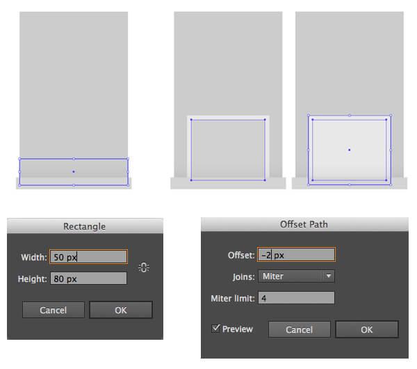 tutorial-cityscape-flat-design-grayscale-di-adobe-illustrator-cc-25