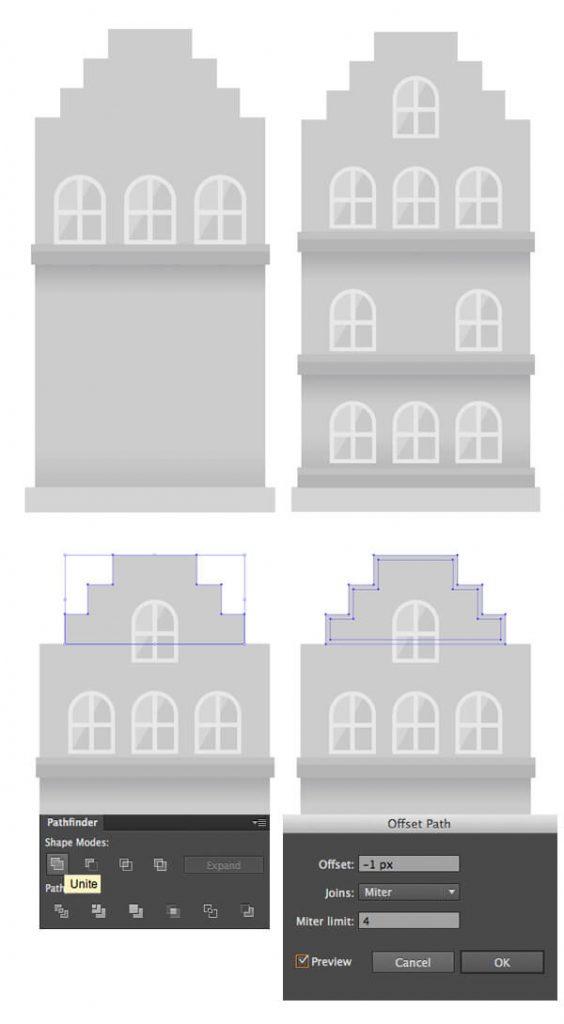 tutorial-cityscape-flat-design-grayscale-di-adobe-illustrator-cc-31