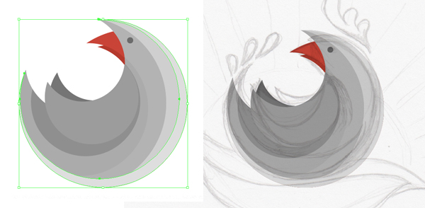 tutorial-membuat-pictorial-mark-logo-flat-chicken-di-adobe-illustrator 12